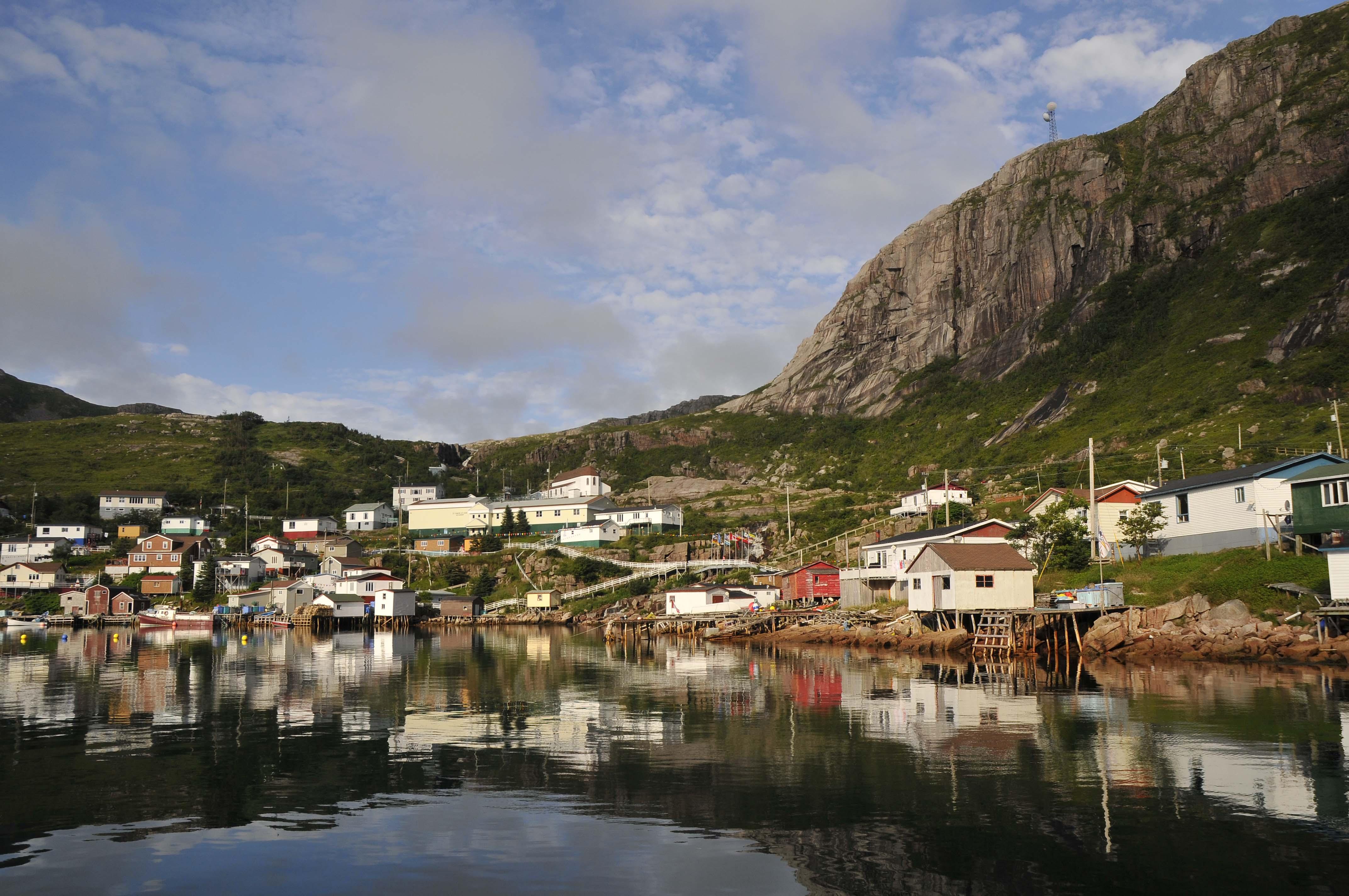 Burgeo Grey River And Francois Newfoundland Heart S Desire