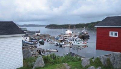 La Poile harbour