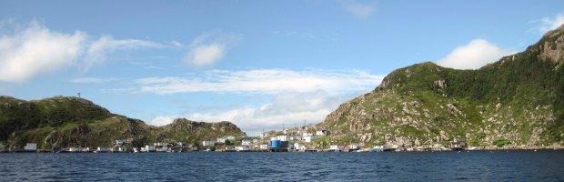 Village of McCallum, Newfoundland.