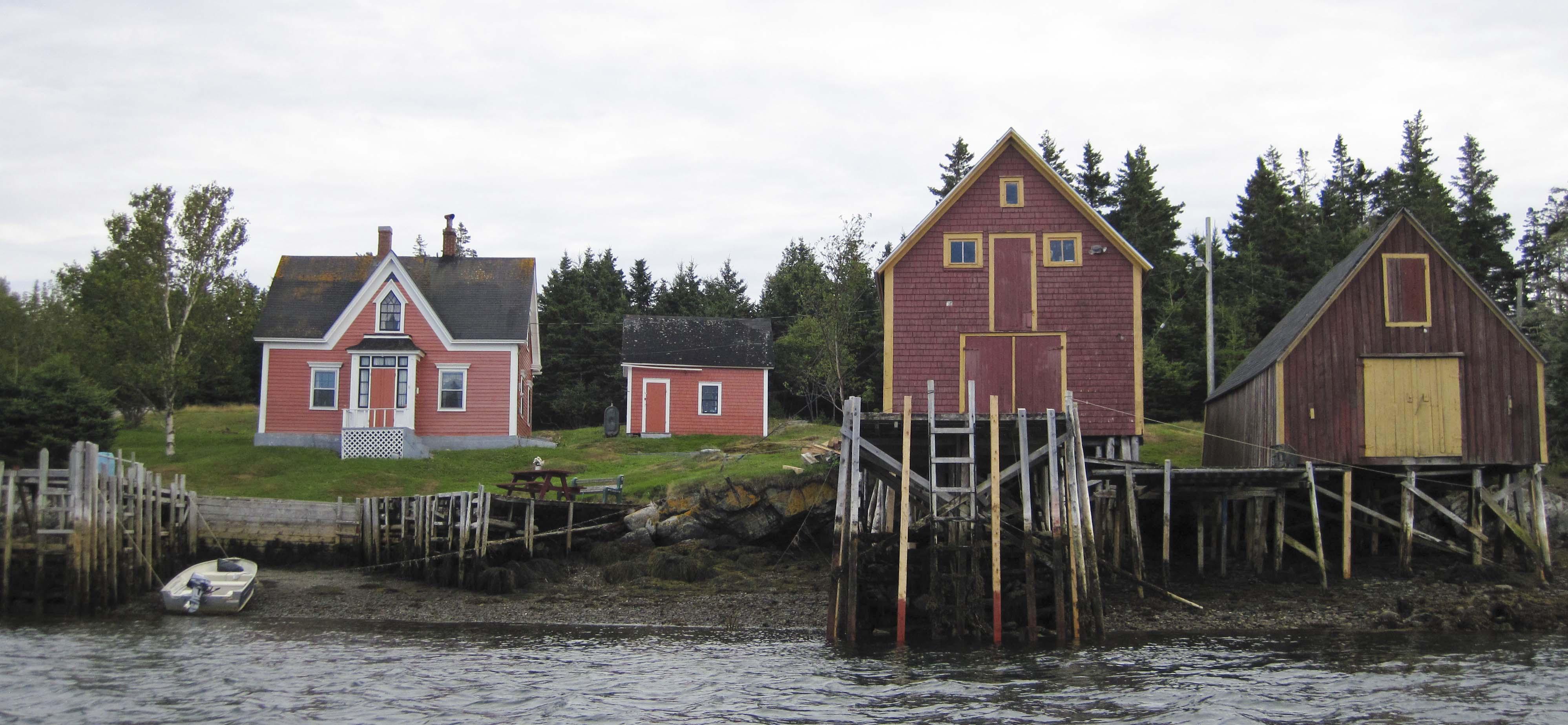 Nova Scotia S Southern Shore Heart 39 S Desire